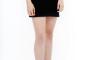 Many Weathers Black Fleece Skirt