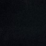 Black fleece swatch